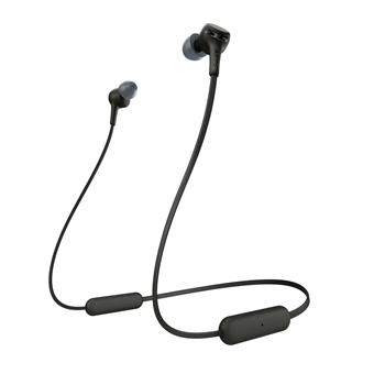 SONY sluchátka WI-XB400 bezdrátová, černá