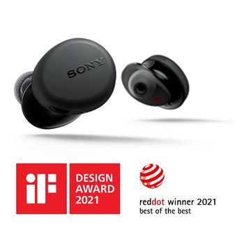 Sony True Wireless WF-XB700, černá