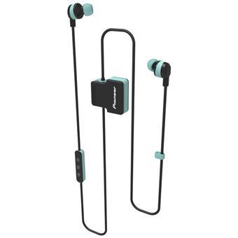 Pioneer SE-CL5BT špuntová sportovní sluchátka s BT zelená