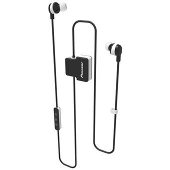 Pioneer SE-CL5BT špuntová sportovní sluchátka s BT bílá