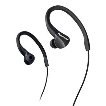 Pioneer SE-E3 závěsná sportovní sluchátka černá