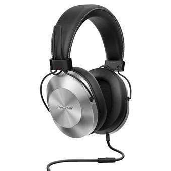 Pioneer SE-MS5T náhlavní sluchátka Hi-Res stříbrná