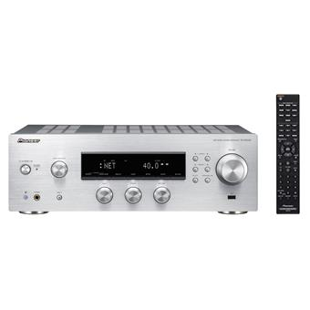 Pioneer SX-N30AE audio přijímač 2.0 se sítí stříbrný
