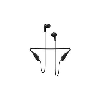 Pioneer SE-C7BT stylová špuntová sluchátka s Bluetooth, NFC černá