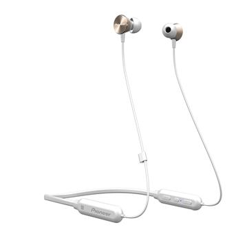 Pioneer SE-QL7BT špuntová sluchátka s Bluetooth, NFC zlatá
