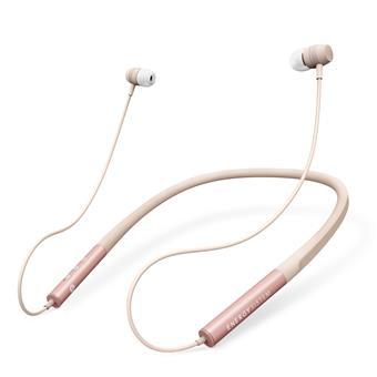 Energy Sistem EP Neckband 3 Bluetooth Rose Gold sluchátka, Li-Ion baterie, provoz až 10 hodin, zla