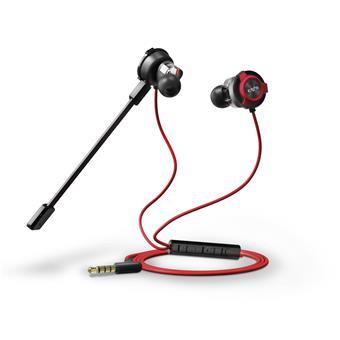 Energy Sistem ESG 1 Dual Driver herní sluchátka, dva mikrofony, dva měniče, ovládání hlasitosti a mi