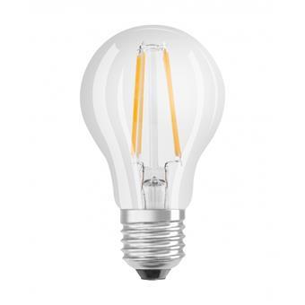 Osram LED žárovka E27  7,0W 2700K 806lm Value Filament A-klasik