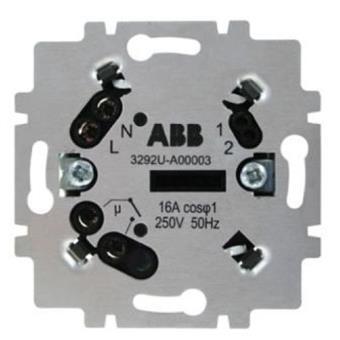ABB přístroj spínací pro termostat/spínací hodiny