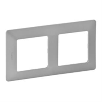 Valena Life rámeček 2-násobný hliník