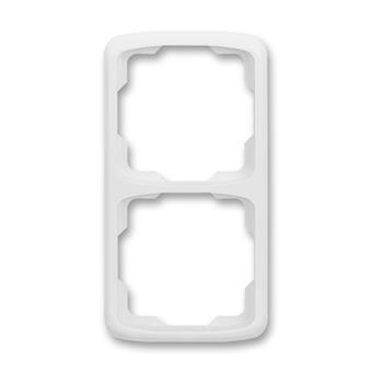 Tango rámeček 2-násobný svislý bílá