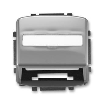 Tango kryt zásuvky komunikační kouřová šedá