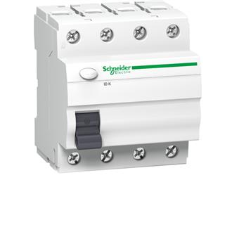 Chránič proudový 4P  40A  30mA AC iIDK Acti9