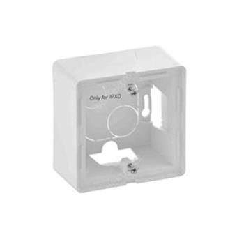 Valena Life krabice 1-násobná na povrch bílá