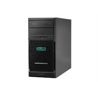 HPE ML30 Gen10 E-2124, 8GB, non hot plug