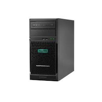 HPE ML30 Gen10 E-2224, 32GB, 300GB 10k SAS, P408i