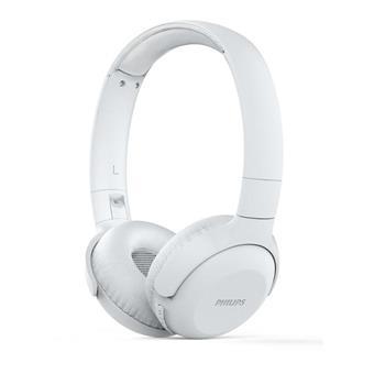PHILIPS TAUH202WT bílá bezdrátová sluchátka