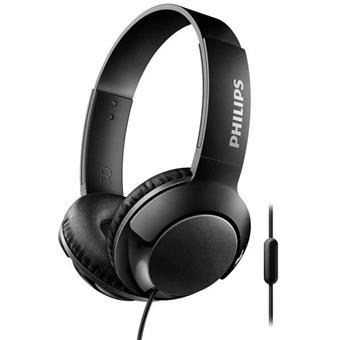 PHILIPS SHL3075BK černá sluchátka přes uši