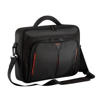 "TARGUS Classic+ 15-15.6"" Clamshell Laptop Case Black"