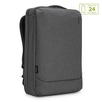 "TARGUS Cypress Eco ConvertibleBackpack 15.6"" Grey"