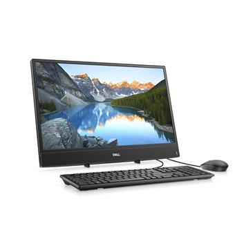 "Dell Inspiron 3277 AIO 22"" FHD i3-7130U/4GB/1TB/MCR/HDMI/W10P/3RNBD/Černý"