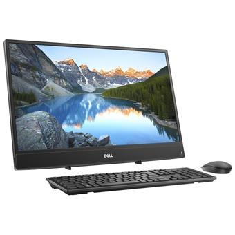 """Dell Inspiron 3477 AIO 24"""" FHD i5-7200U/8GB/128GB SSD+1TB/MX110-2GB/MCR/HDMI//W10/2RNBD/Černý"""