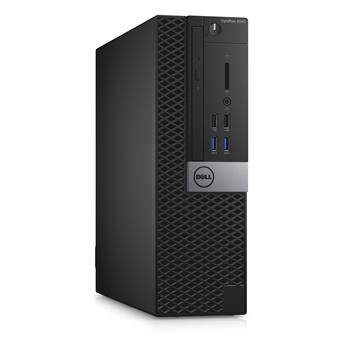 Dell Optiplex 3040S i3-6100/4GB/500GB/MCR/HDMI/DP/DVD-RW/W10P/3RNBD/Černý