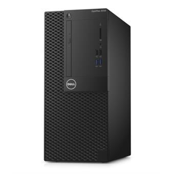 Dell PC Optiplex 3050 MT i5-7500/8G/256SSD/DP/HDMI/DVD RW/W10P/3RNBD/Černý