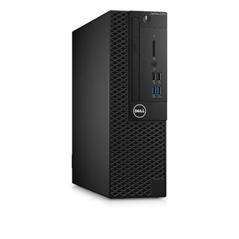 Dell PC Optiplex 3050 SF i5-7500/8G/1TB/DP/HDMI/DVD RW/W10P/3RNBD/Černý