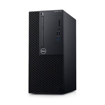 Dell Optiplex 3070 MT i5-9500/8GB/256GB SSD M2/W10P/3RNBD (nový PN: MW0H0 )