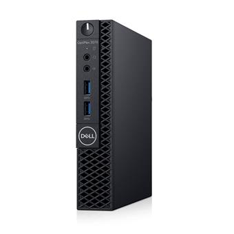 Dell PC Optiplex MFF 3070 Micro i3-9100T/8GB/256GB SSD M2/65W/W10P/5R-NBD