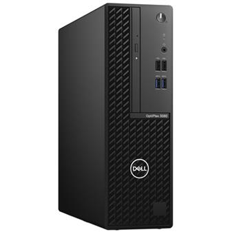 Promo do 30.3.21! Dell Optiplex 3080 SF i5-10500/8GB/256 SSD/W10P/3R-NBD