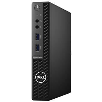 Promo do 26.2.21! Dell Optiplex 3080 MFF Micro i3-10100T/8G/256 SSD/WiFi/W10P/3R-NBD