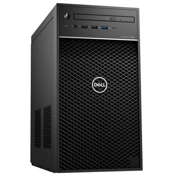 Dell Precision 3640 Tower i7-10700/16GB/256GB SSD+1TB/P1000-4GB/DVD-RW/W10P/3RNBD/Černý