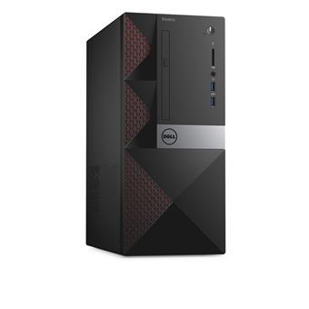 Dell PC Vostro 3668 MT i7-7700/8G/1TB/R9-360-4G/WiFi+BT/DVD-RW/VGA/HDMI/W10P/3yNBD