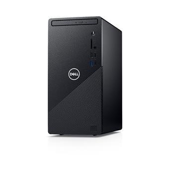 Dell Inspiron DT 3881 i5-10400/8GB/256GB/GTX1650-4GB/DVD/W10Home/2RNBD/Černý