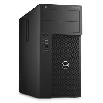 Dell Precision T3620 MT E3-1240/16G/256SSD+1TB/M2000-4G/DP/W10P MUI/3R NBD