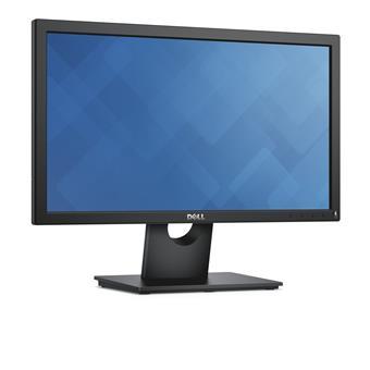 """20"""" LCD Dell E2016HV TN 16:9 5ms/600:1/VGA/3RNBD/Černý"""