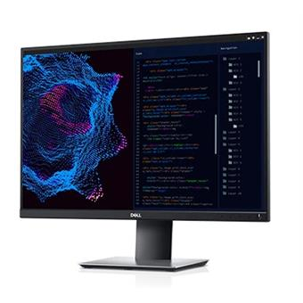 "24"" LCD Dell P2421 Professional IPS 16:10/8ms/1000:1/Pivot/DP/HDMI/DVI/VGA/USB 3 (nástupce U2412M )"
