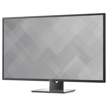 """43"""" LCD Dell P4317Q UltraSharp IPS /DP/mDP/HDMI/VGA/USB/3RNBD/Černý"""