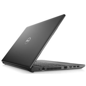 """Dell Vostro 3568 15"""" FHD i5-7200U/4GB/128GB SSD/M420X-2G/VGA/HDMI/USB/DVD/W10P/3RNBD/Černý"""