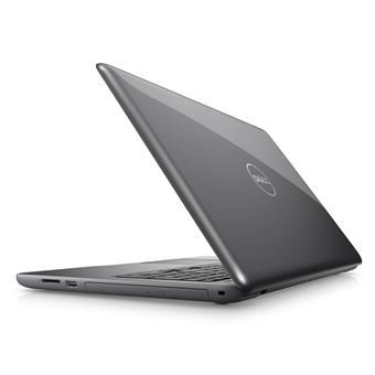 """Dell Inspiron 5567 15"""" FHD i5-7200U/4G/1TB/R7 M445-2G/MCR/HDMI/RJ45/DVD/W10/2RNBD/Šedý"""