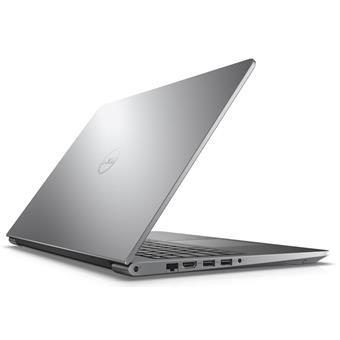 "Dell Vostro 5568 15"" FHD i5-7200U/8GB/256GB SSD/940MX-4GB/MCR/FPR/VGA/HDMI/W10P/3RNBD/Stříbrný"