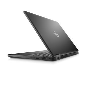 """Dell Latitude 5580 15"""" FHD i5-7300U/8G/256GB SSD/FPR/SCR/MCR/HDMI/VGA/USB-C/W10P/3RNBD/Černý"""
