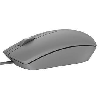 Dell myš, optická MS116, USB, šedá