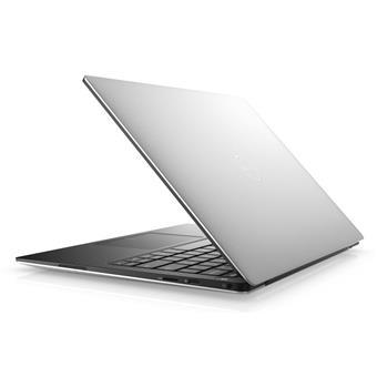 "Dell XPS 13 9370 13"" Touch UHD i7-8550U/16GB/512GB SSD/MCR/FPR/THB/USB-C/W10P/3RNBD/Stříbrný"