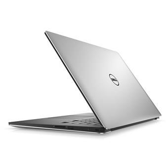 """Dell XPS 15 9560 15"""" FHD i7-7700HQ/8G/256GB SSD/GTX1050-4G/MCR/TB/HDMI/W10/2RNBD/Stříbrný"""