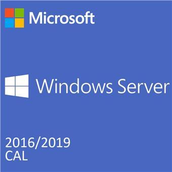 DELL MS Windows Server 2019 CAL 10 DEVICE DOEM/STD/Datacenter