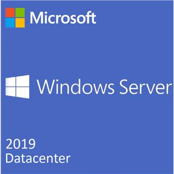 DELL Server 2019 Datacenter DOEM, 0CAL, max 16core