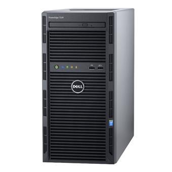 DELL T130 E3-1270/16G/2x2TB NL-SAS/H330/2xGLAN/3NBD / T130-6145